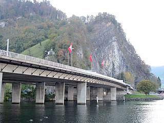 Zwitserland Autobahn