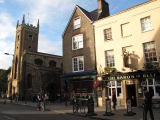 centrum Cambridge