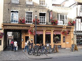 pub in Cambridge