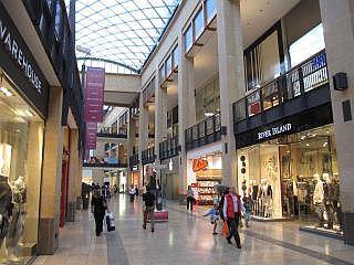 Shoppen In Cambridge De Winkelstraten Winkelcentra En De