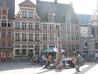 centrum van Gent