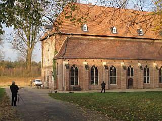 Kloosterhotel Graefenthal In Goch Aan De Grens Met Duitsland
