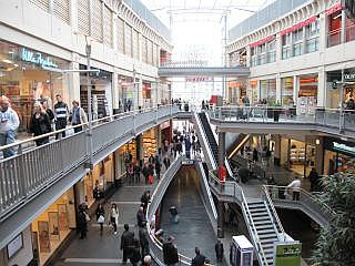winkels in Luik