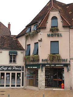 Hôtel-bar in Nuits-Saint-Georges