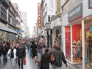 Oostende winkels open op feestdagen