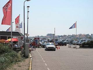 parkeren in  Zandvoort aan Zee