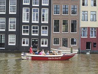 Amsterdam Rondvaarten