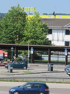 A9 Autobahn in Beieren
