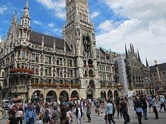 Marienplatz in Munchen