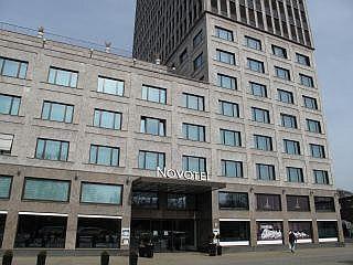 Novotel in Berlijn