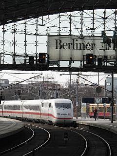 HSL naar Berlijn