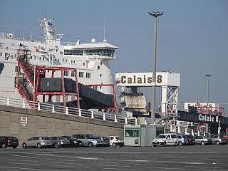 veerboot Calais Dover