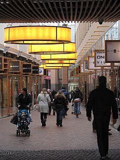 winkelen in Hilversum