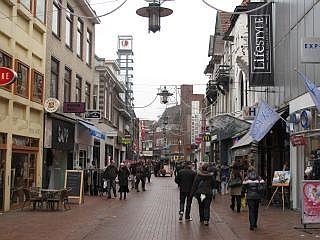 Shoppen in Hilversum