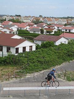 vakantiehuizen bij Hoek van Holland Strand