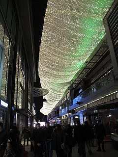Londen shoppen