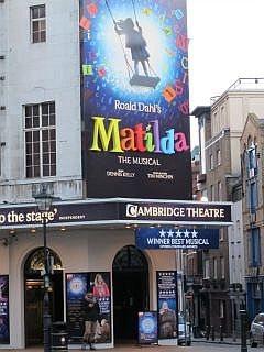 Musicals in Londen
