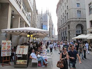 Gap winkels in europa