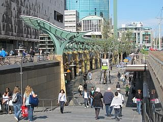 Shoppen in Rotterdam
