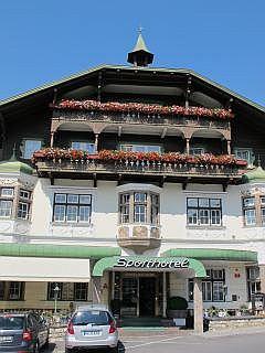 hotel in Igls