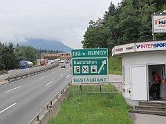 Raststatte aan de A13