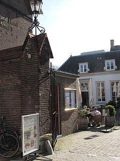 Restaurant Karel V in Utrecht
