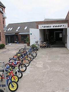 Borkum fietsenverhuur