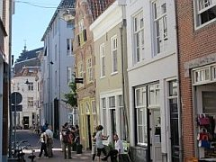 De binnenstad van Den Bosch