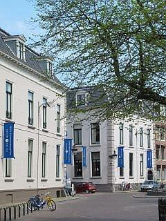 Paleis hotel in Leeuwarden