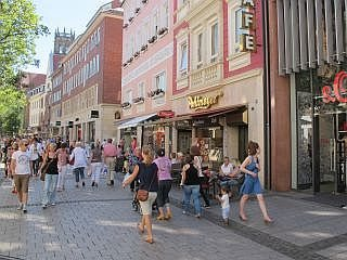 Winkelen in Munster