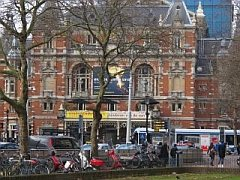 Uitgaan in Amsterdam
