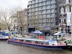 Amsterdam rondvaartboten