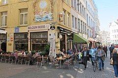 De Hoogstraat in Antwerpen