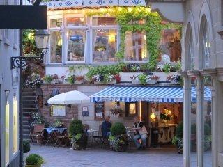 Gasthaus Löwenbrau in Baden Baden.