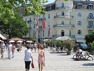 Kaiserallee 1 Baden Baden