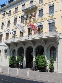 Hotel in Bazel