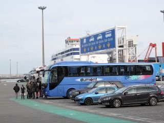 de haven van Calais