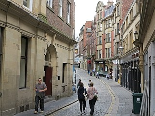 Newcastle centrum