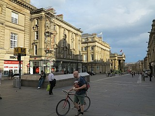 Newcastle Grey Street