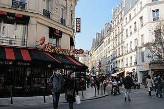 Hotel in Quartier latin