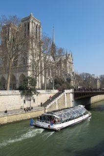 Rondvaarten in Parijs