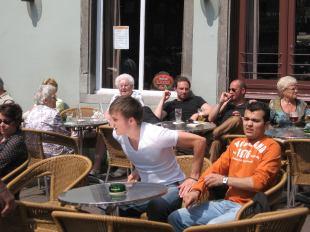 terras in Antwerpen