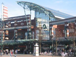 Oberhausen winkelcentrum