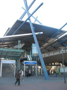 station in Oberhausen