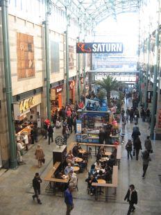 winkelen Oberhausen