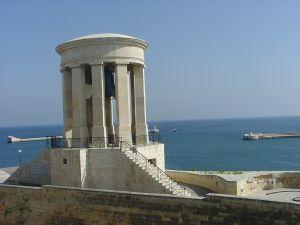 Valletta op Malta