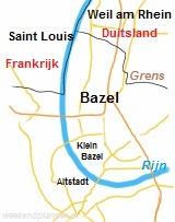 Bazel overnachten