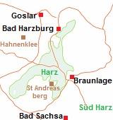 Harz ski