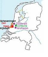 Den Haag en Scheveningen