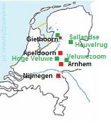Nationale parken in Gelderland